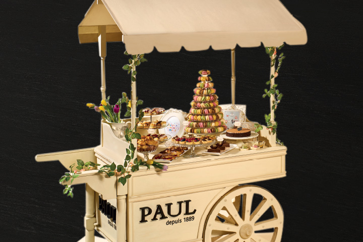 Paul Candy Bar